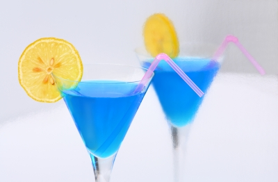 Recipe: True Blue Cocktail