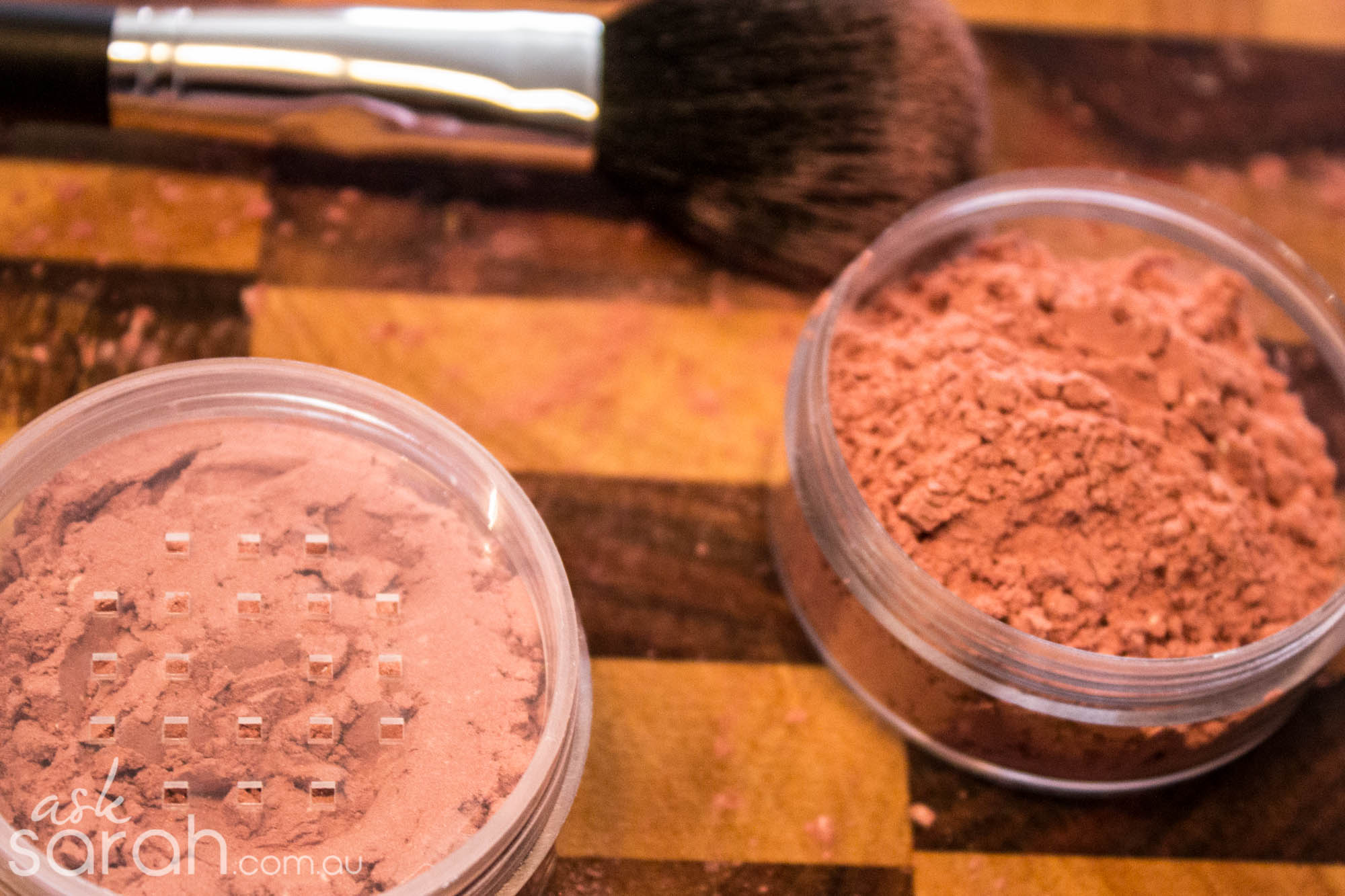 Tip: DIY Blush {& The Goop & Flubber Fails}