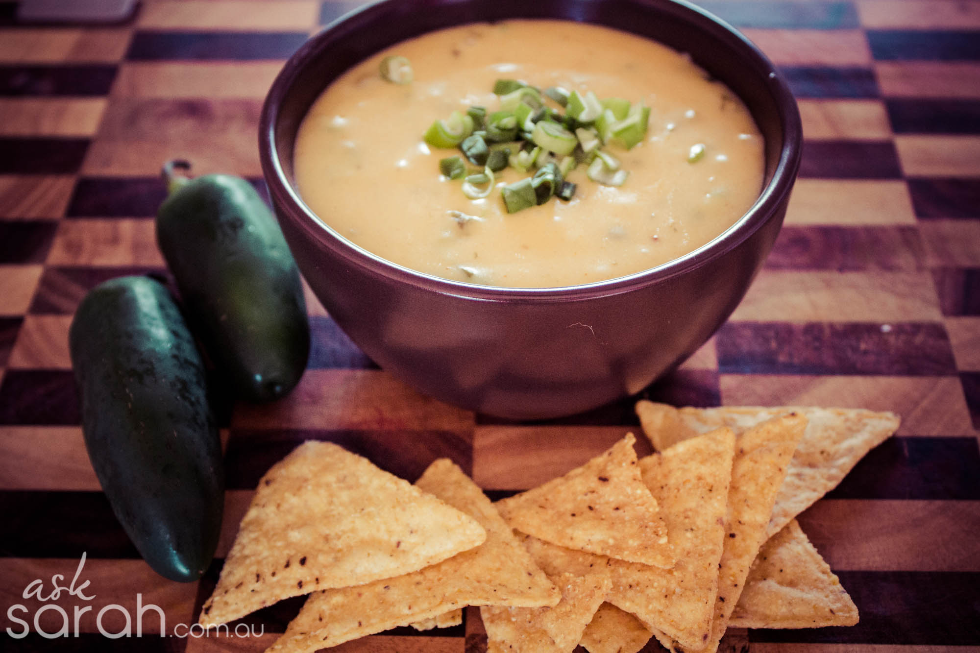 Recipe: Nacho Cheese Sauce or Dip