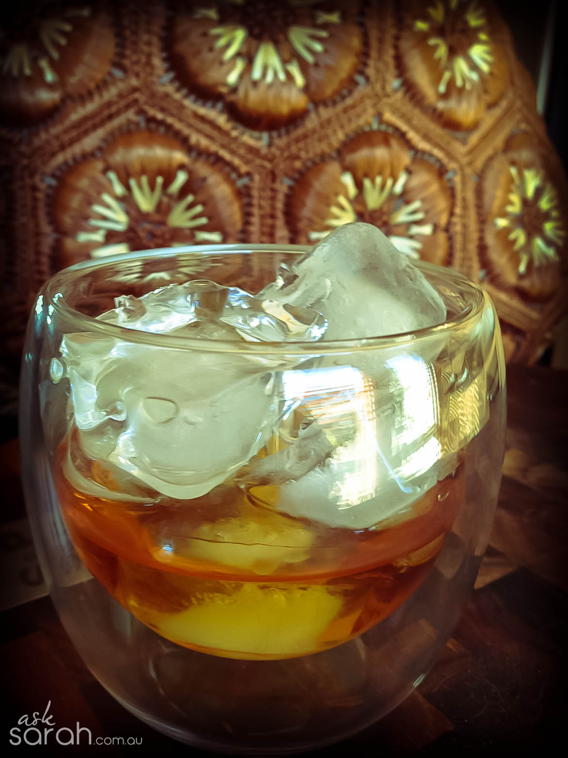 Recipe: Whisky on the Rocks