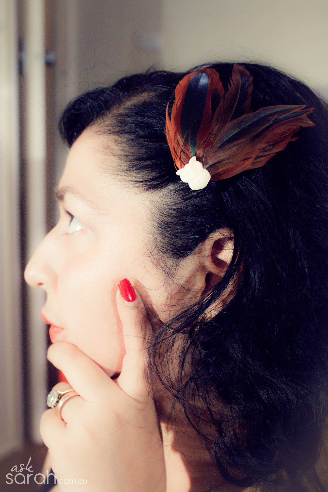 Giveaway: Uniquely Young Vintage Style Hair Accesories Interview & GIVEAWAY!!!