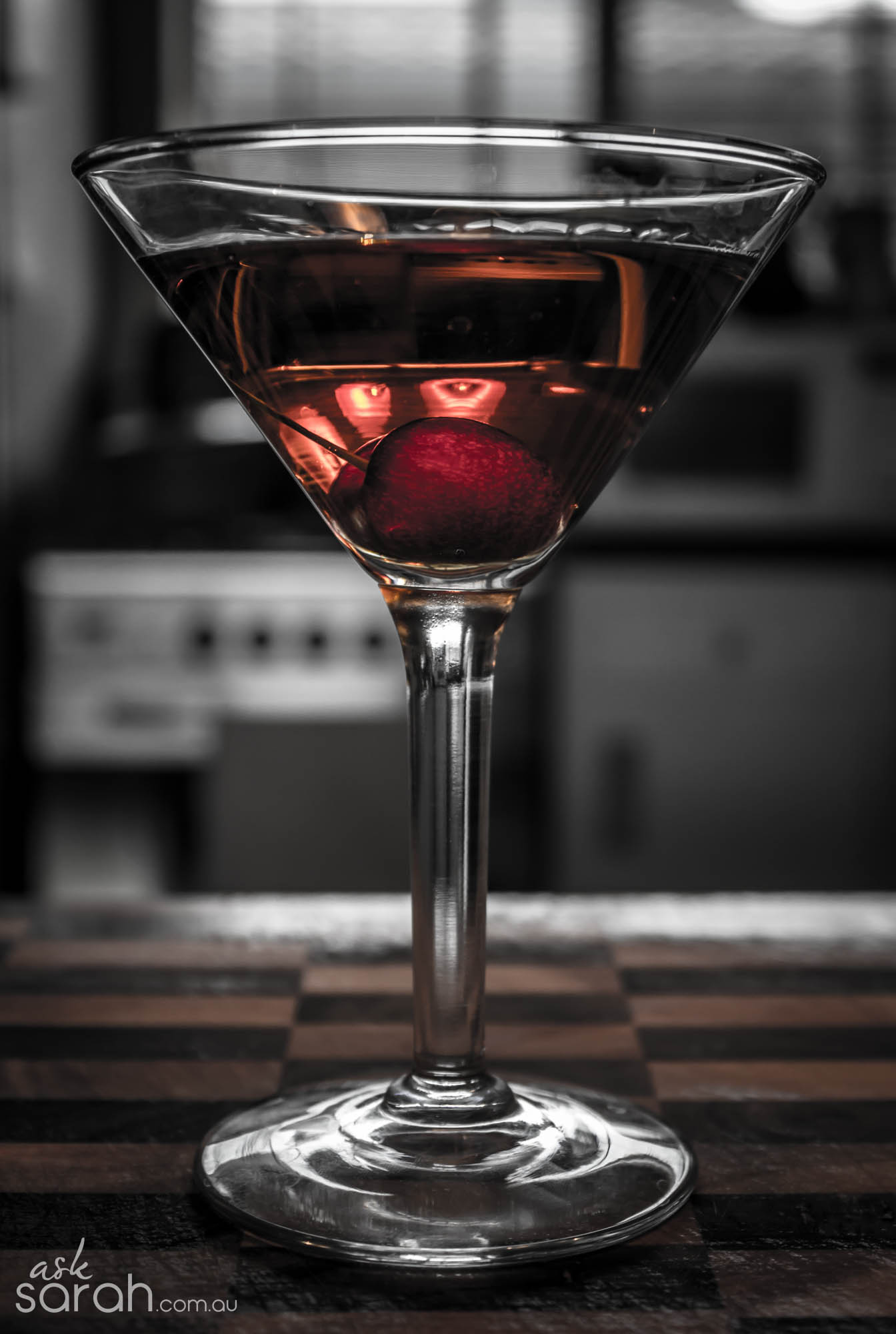 Recipe: Manhattan