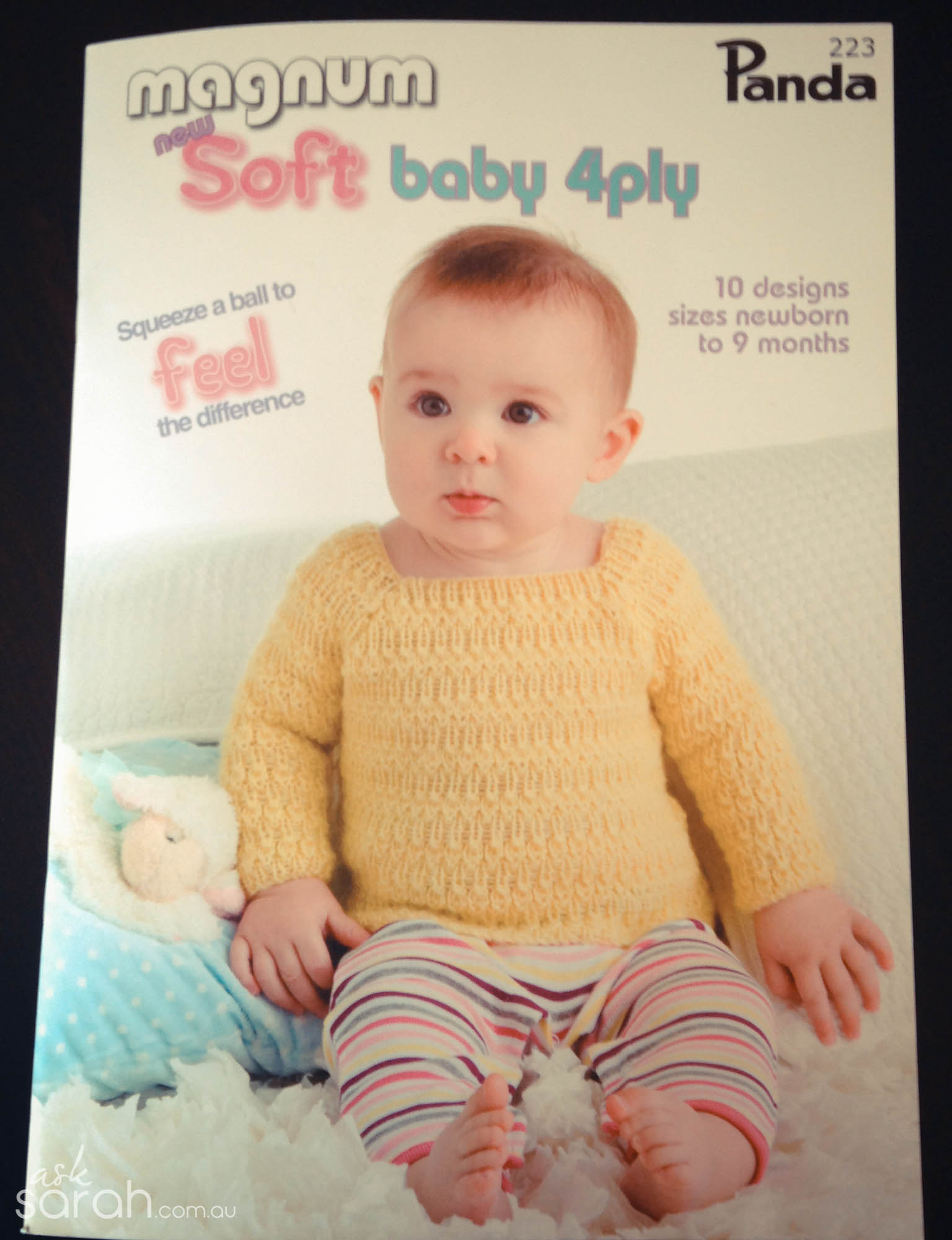 Craft: Knitted Baby Bolero Jacket