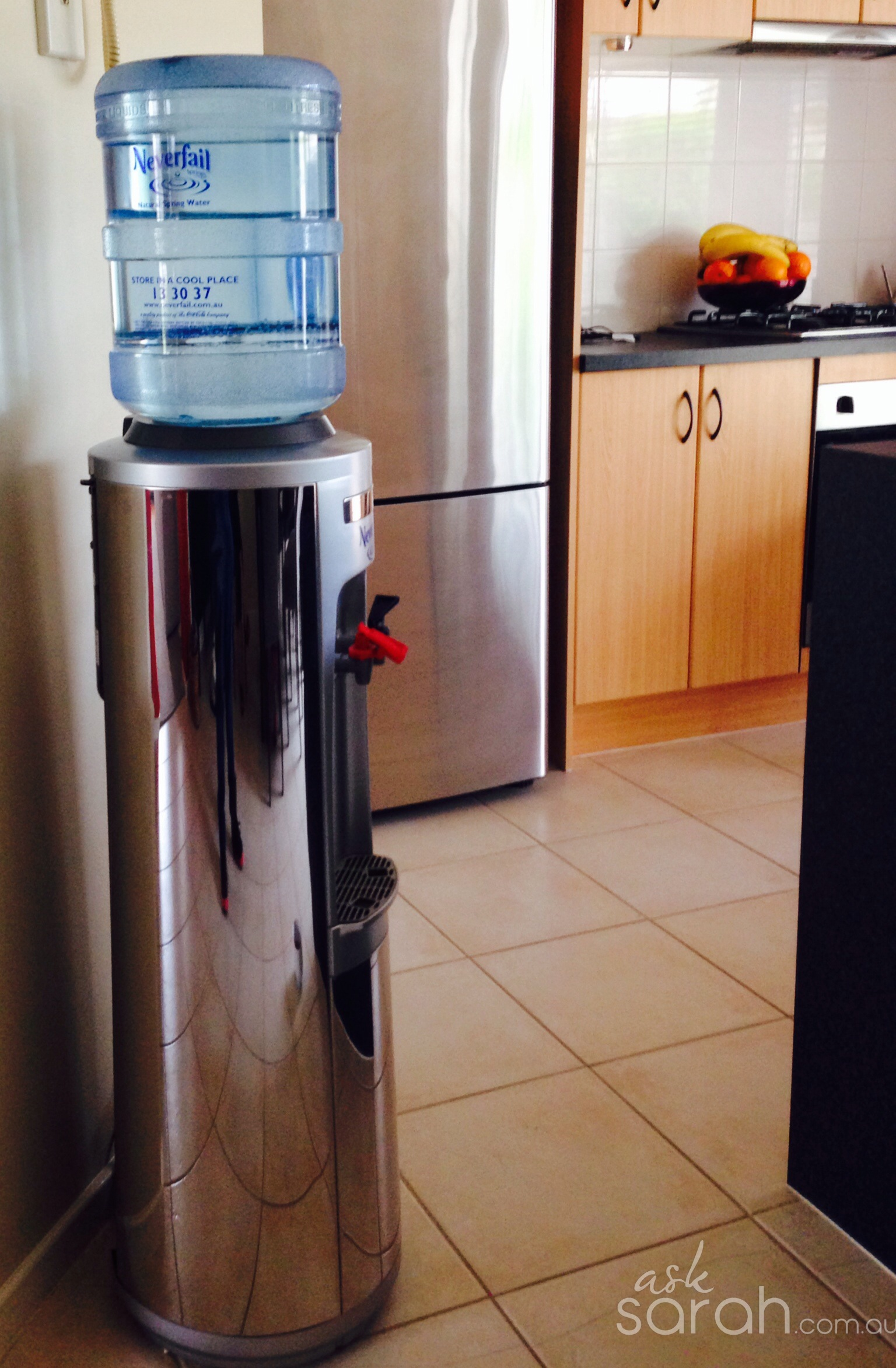 Tip: Running Hot & Cold - Why You Need A Water Cooler