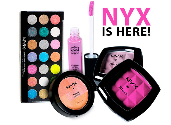 Breaking News: NYX Cosmetics in Target Australia!!! {Full Store List To Date}