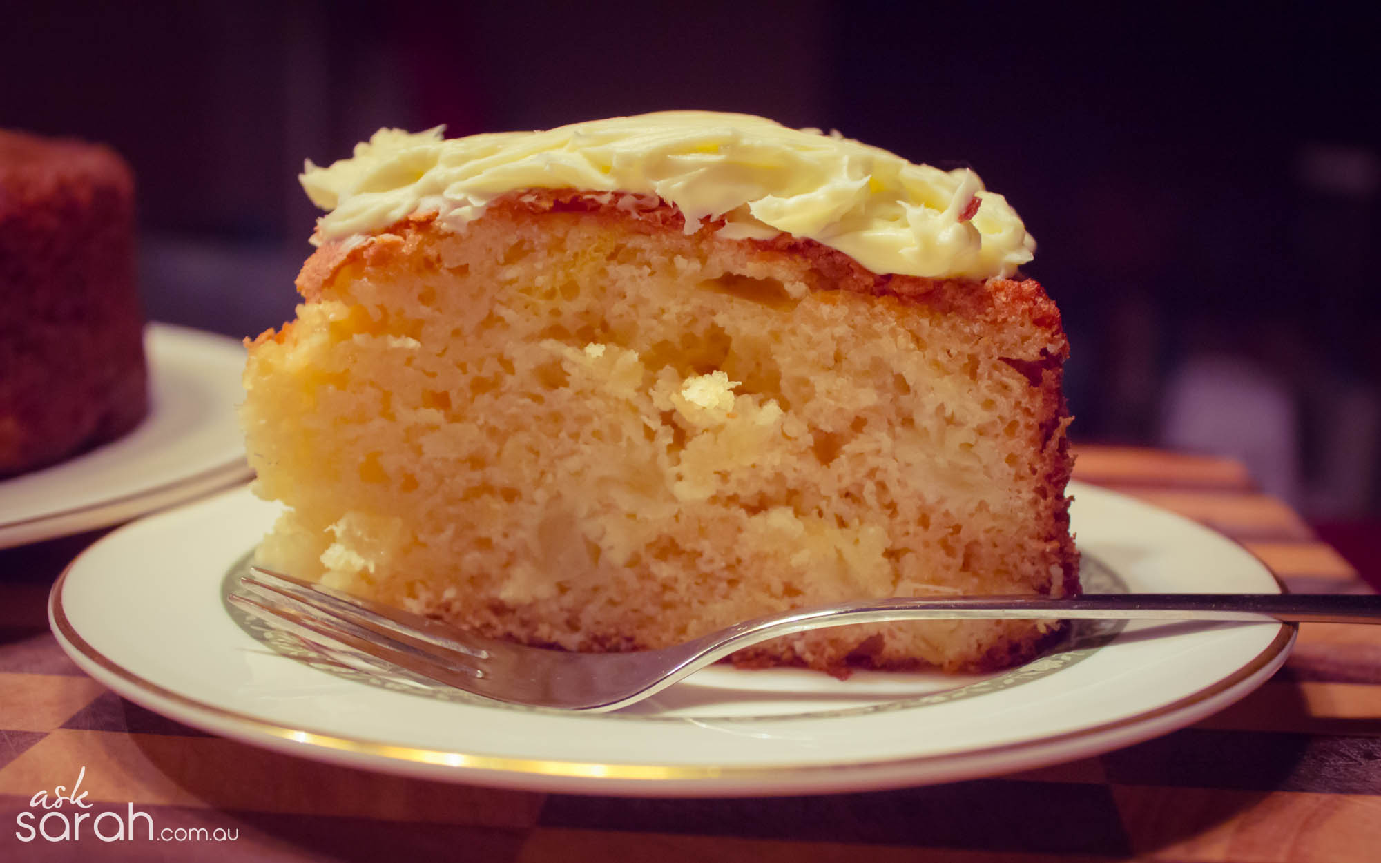 Recipe: One Bowl Pineapple Cake