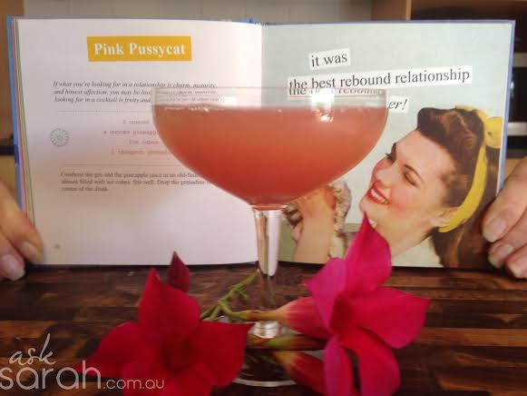 Recipe: Pink Pussycat Cocktail