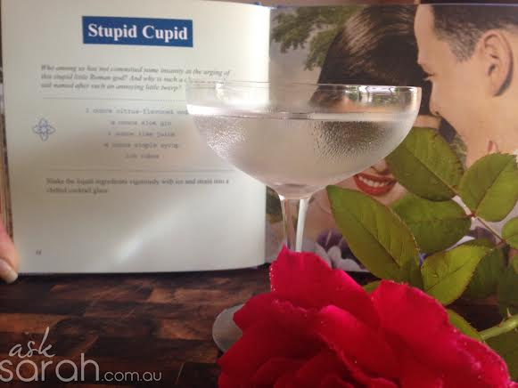 Recipe: Stupid Cupid Cocktail