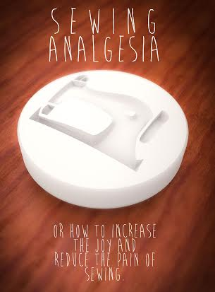 Sewing Analgesia {How To Take The Pain Out Of Sewing}