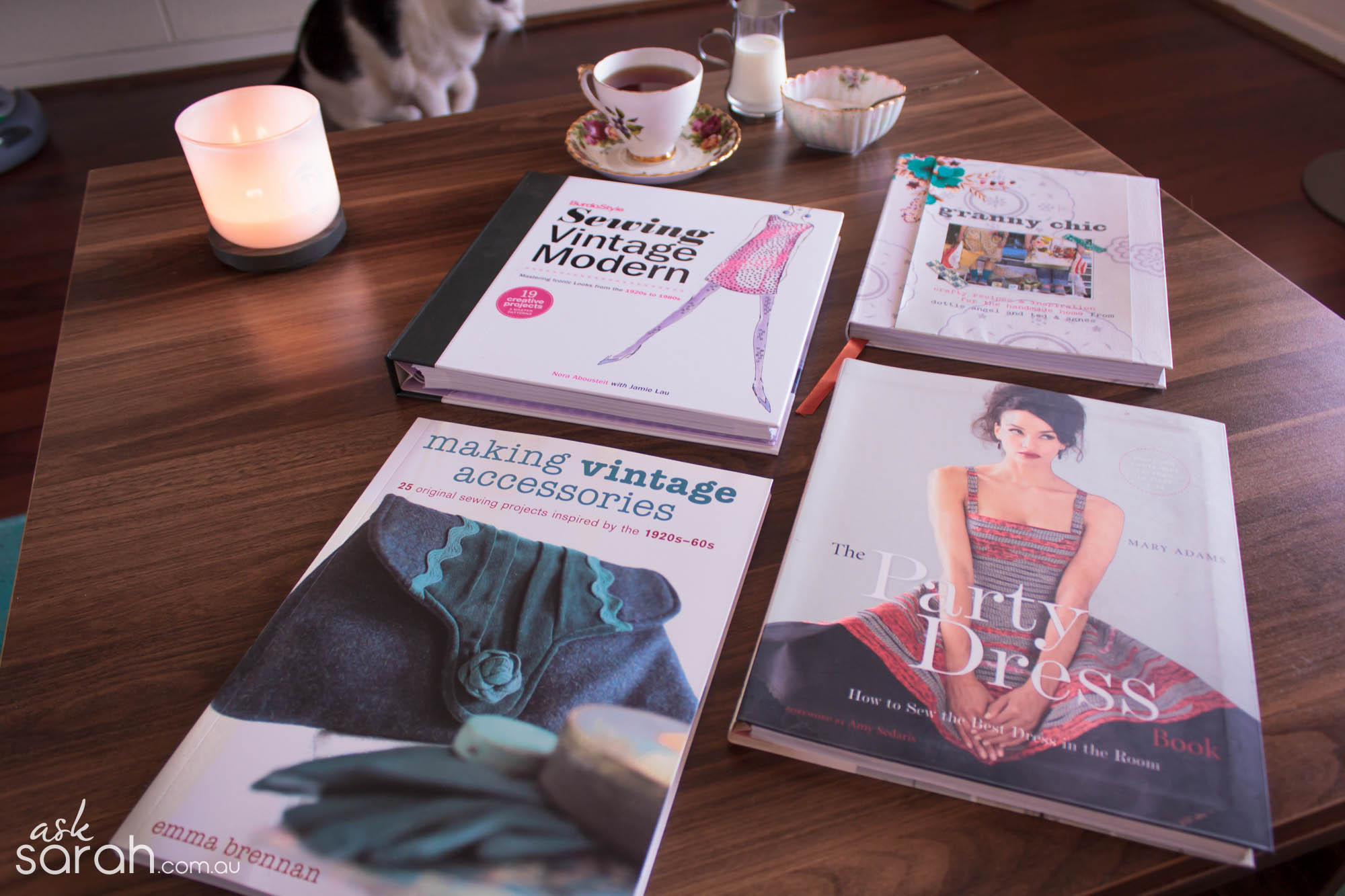 Sewing & Craft Book Haul {Plus GIVEAWAY!!!!!!}
