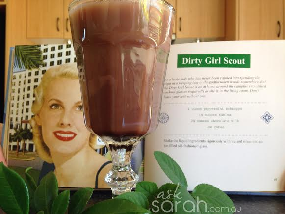Recipe: Dirty Girl Scout Cocktail