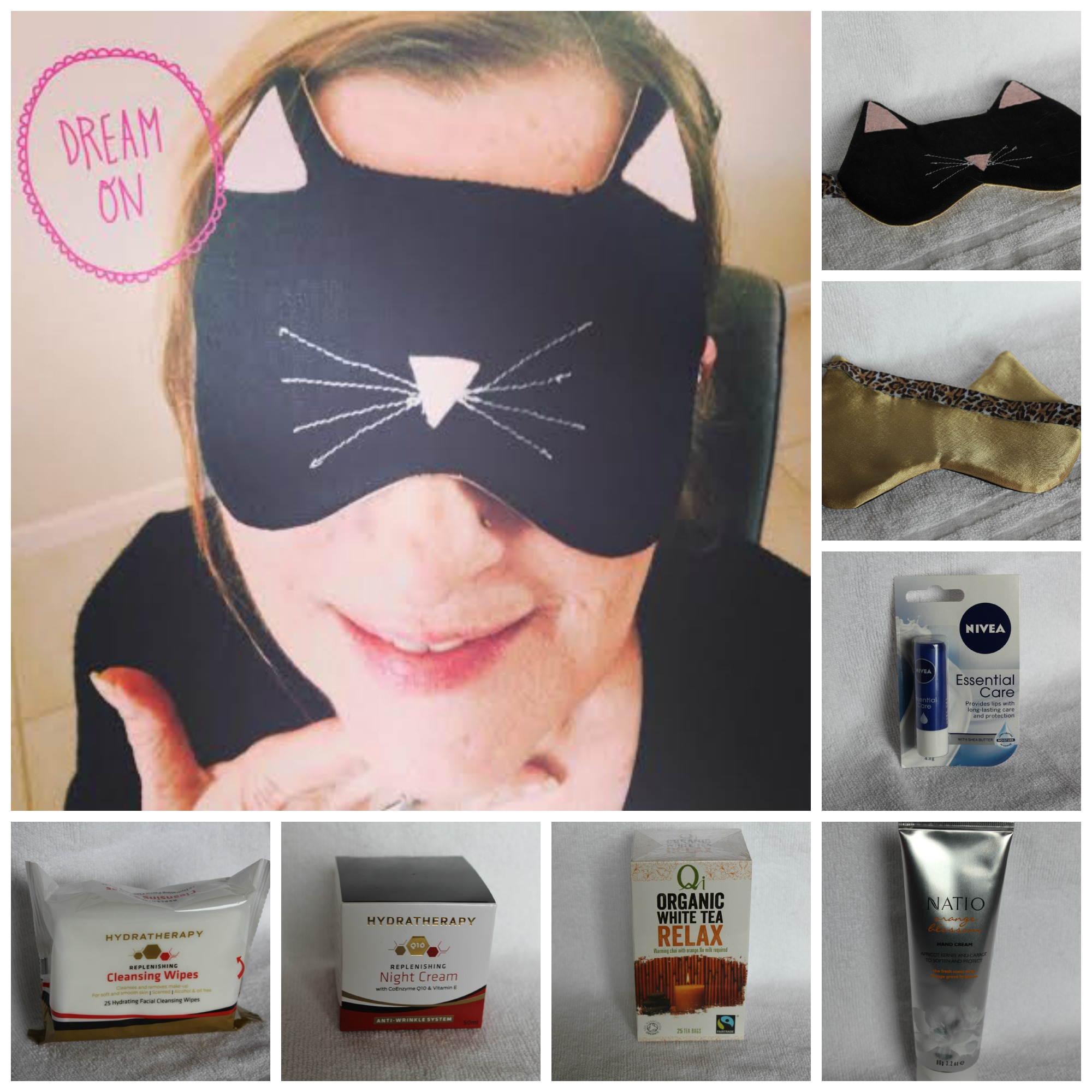 Goodnight Giveaway {WIN a Goodnight Pamper Pack with your Pic!}