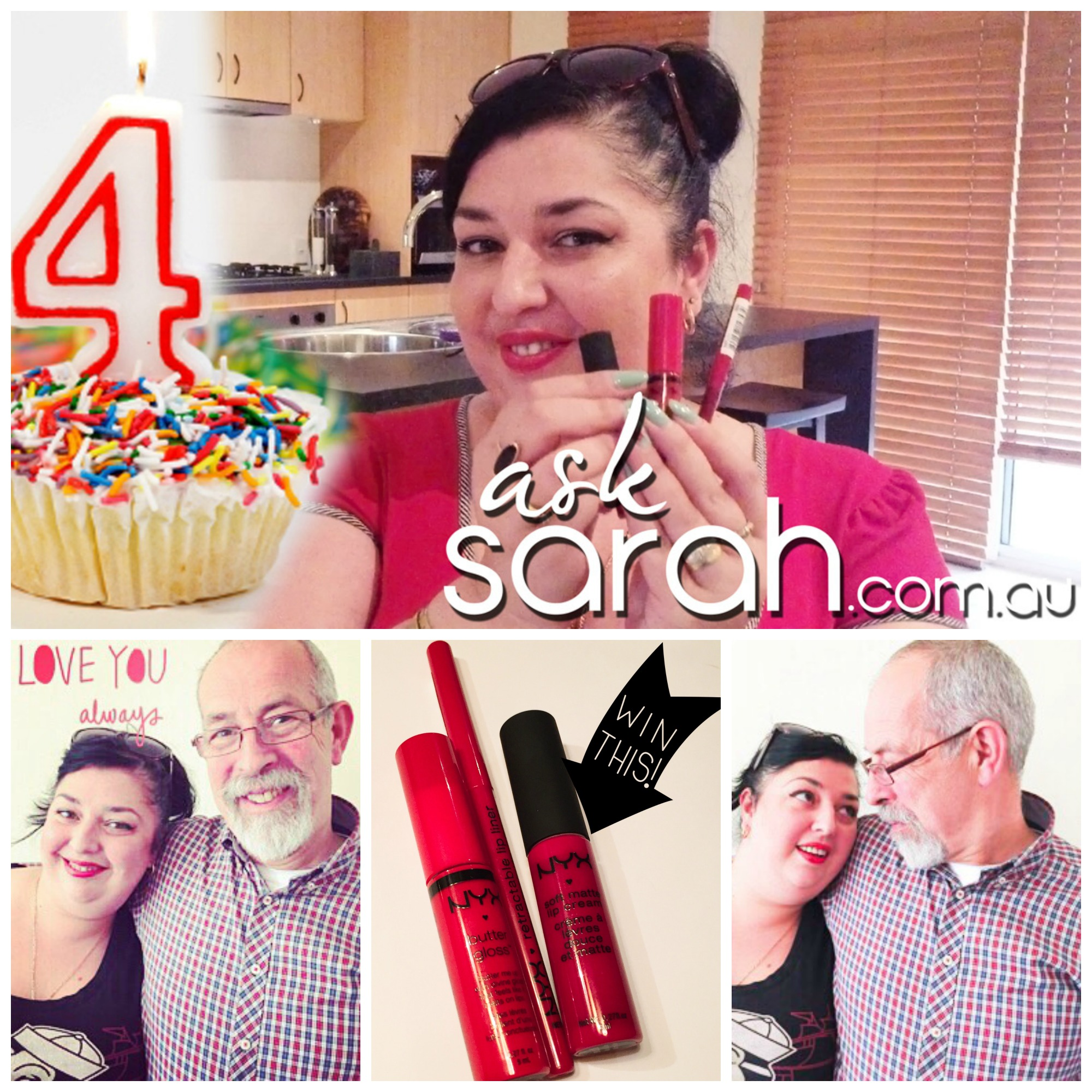 Second Look Sunday 19 October 14 OR Happy 4th Birthday to this Blog!!!! Plus Giveaway!