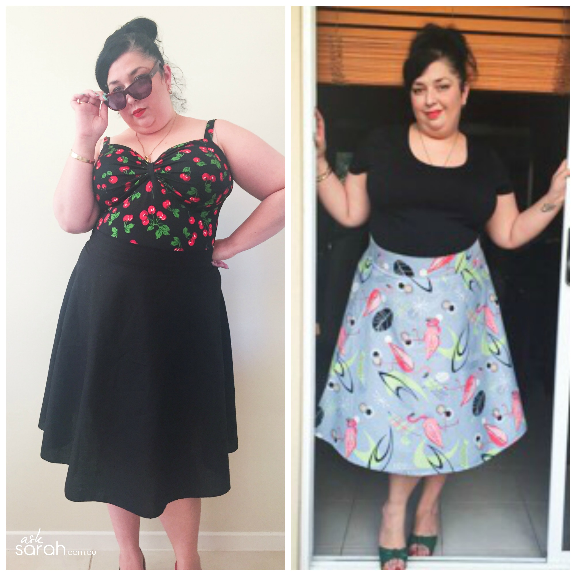 Sew: Half Circle Skirt with Back Zipper & Waistband Tutorial