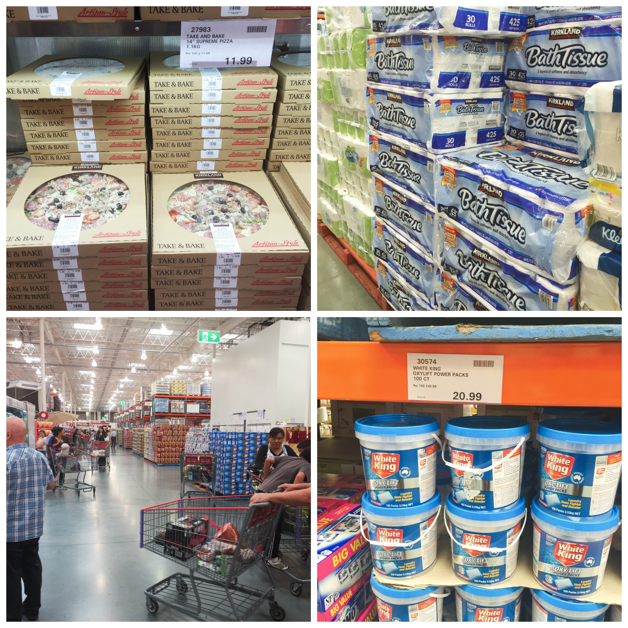 Costco Review & Price Comparison {Ask Sarah does math, yeah!}