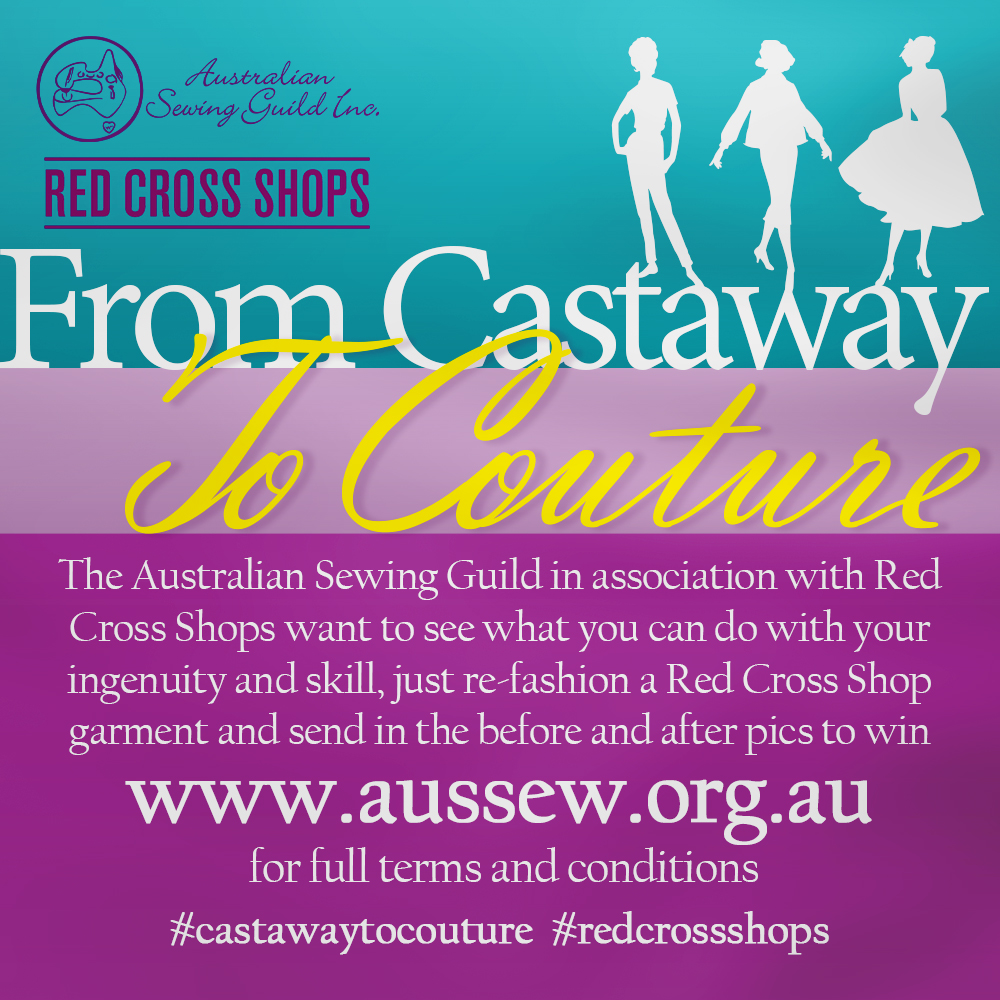 Introducing Castaway to Couture.......