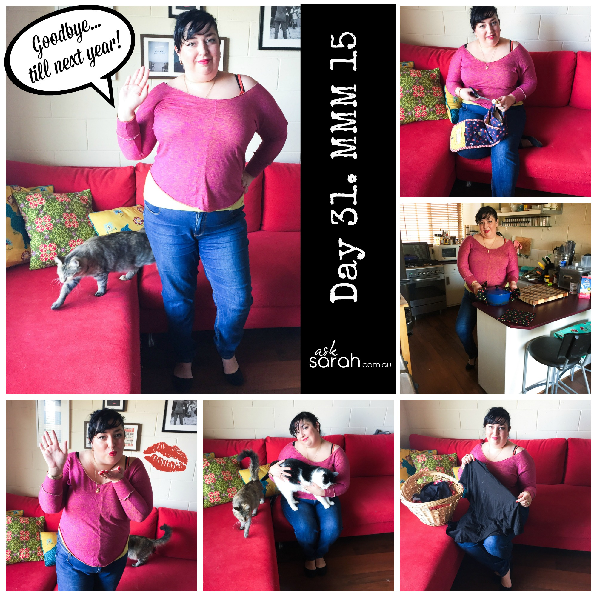 MMM 15  Week 5 & Wrap Up! #MMMay15
