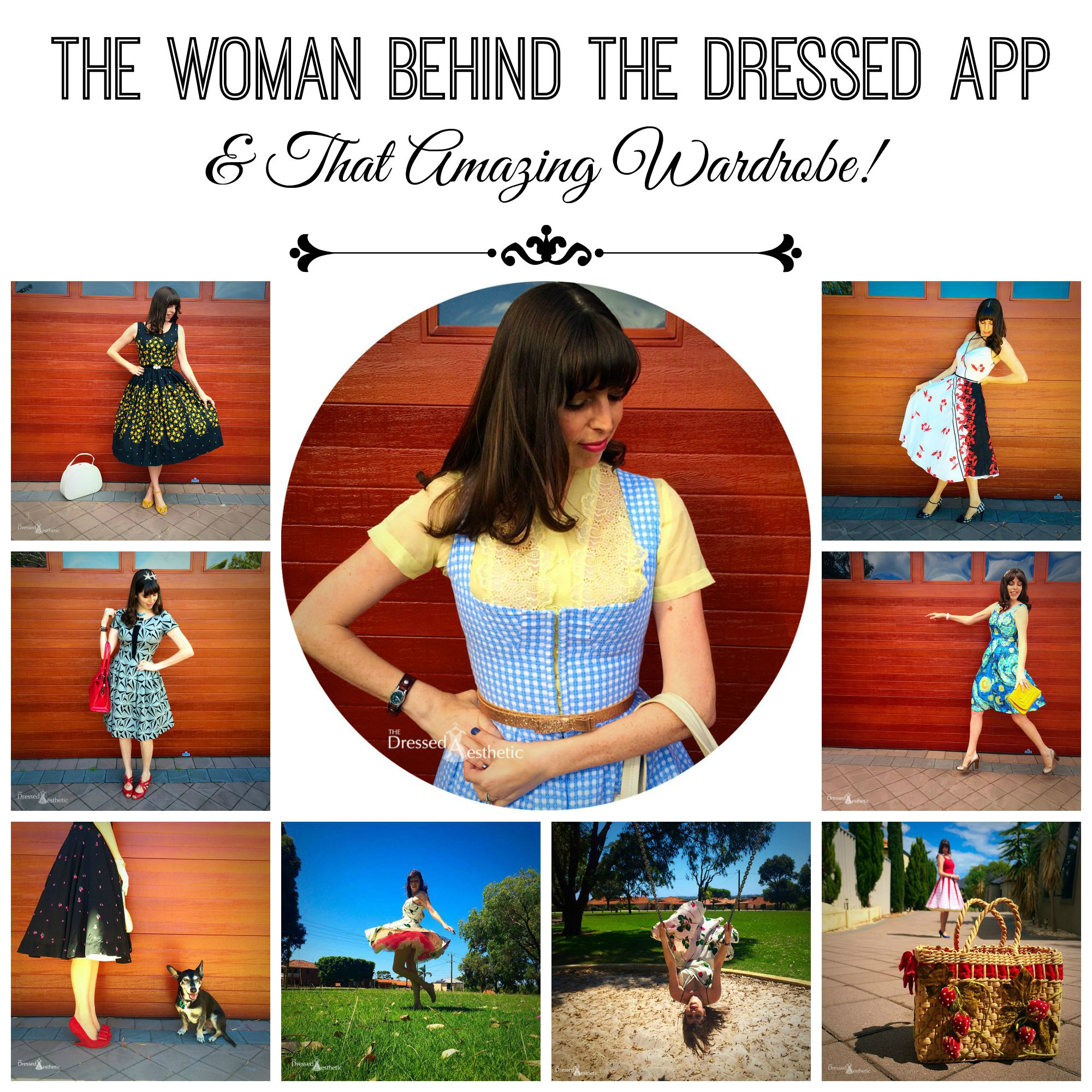 Interview With Kara - The Woman Behind The Dressed App & That Amazing Wardrobe!