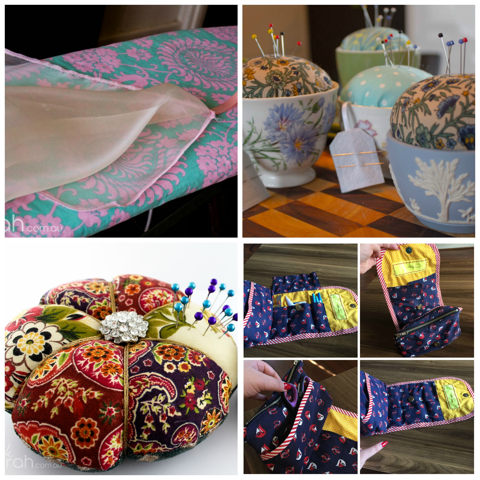 Make: 35+ Handmade Gifts You Can Make Today! {DIY or Sewing Tutorials from Ask Sarah!}