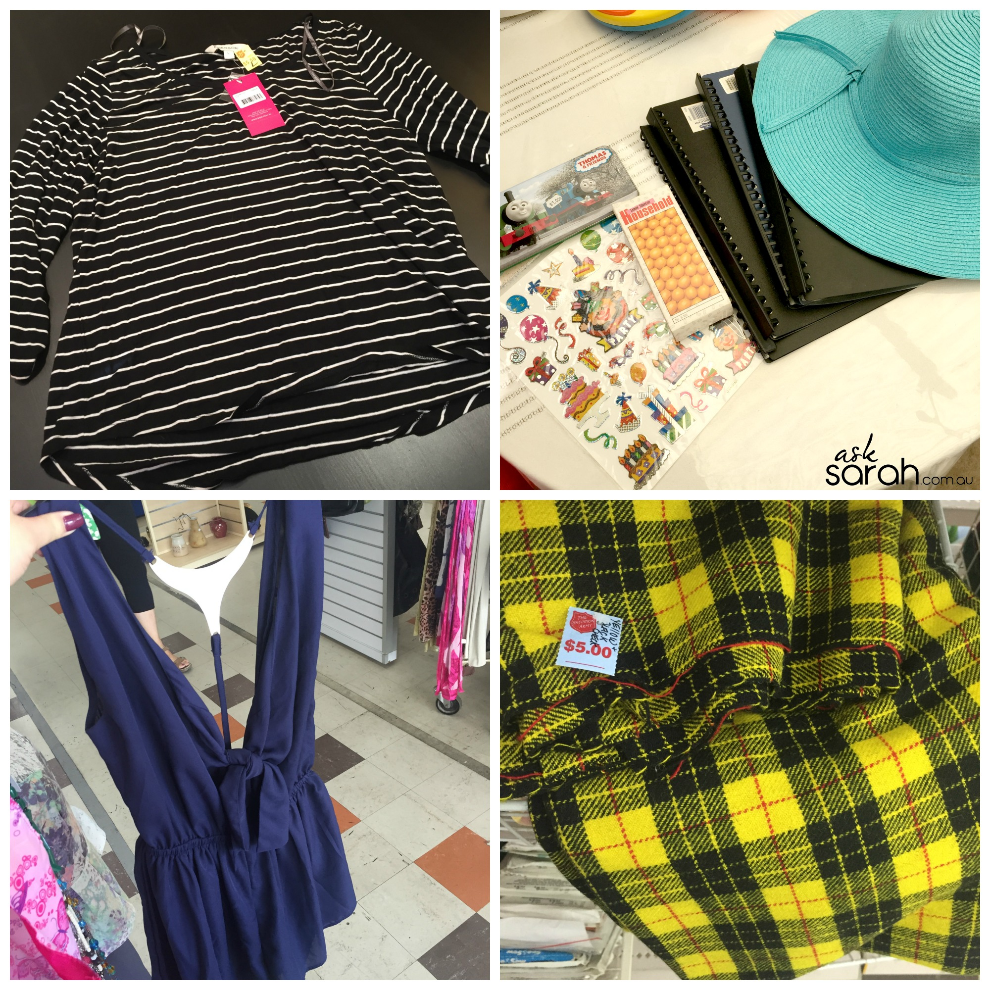 Market Sunday's: Noarlunga/Christies Beach Op Shop Haul Round Two