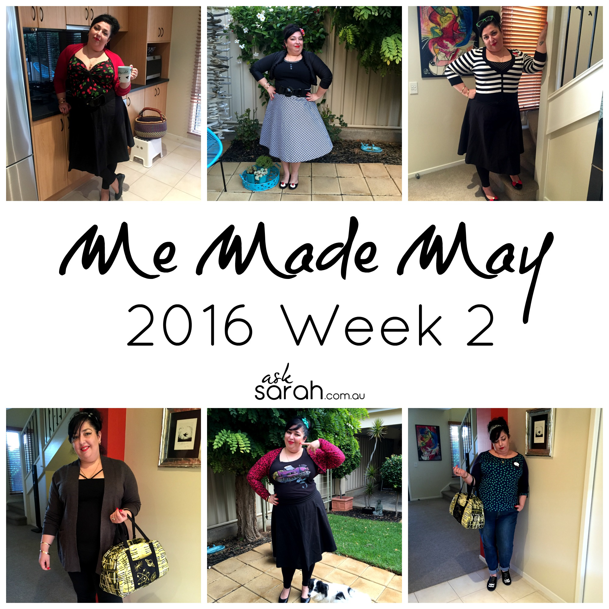 Me Made May 2016 Week 2 #MMMay16