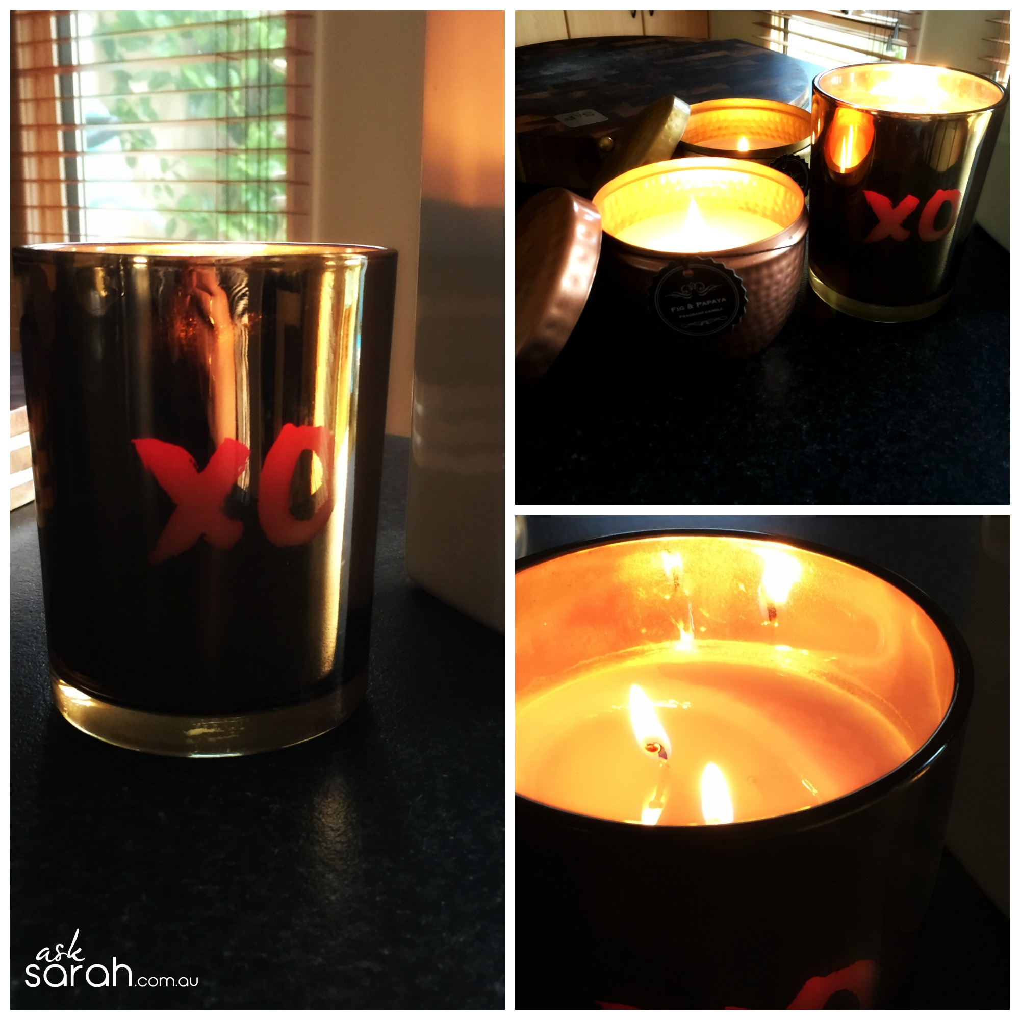 How we Styled It Candles