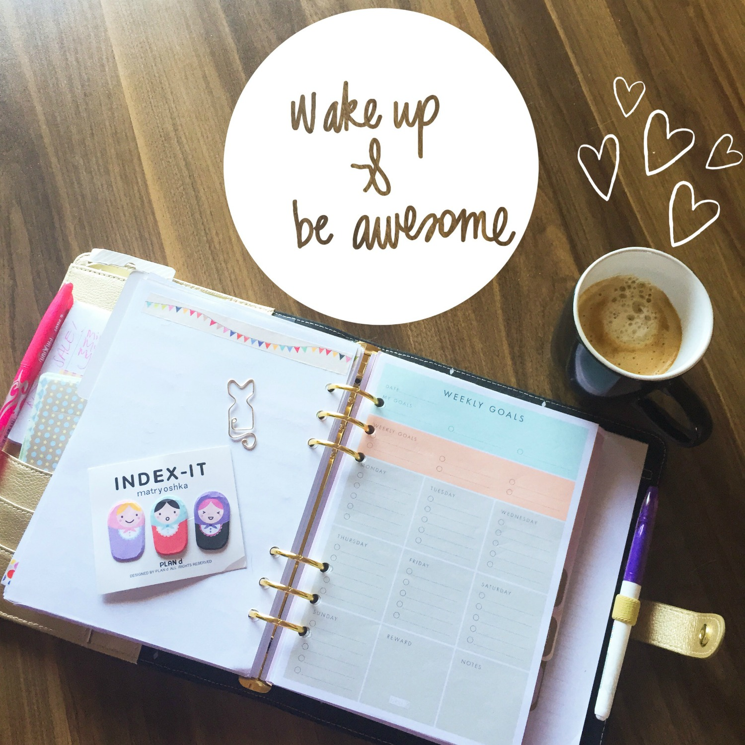 Online Bullet Journal - not digital