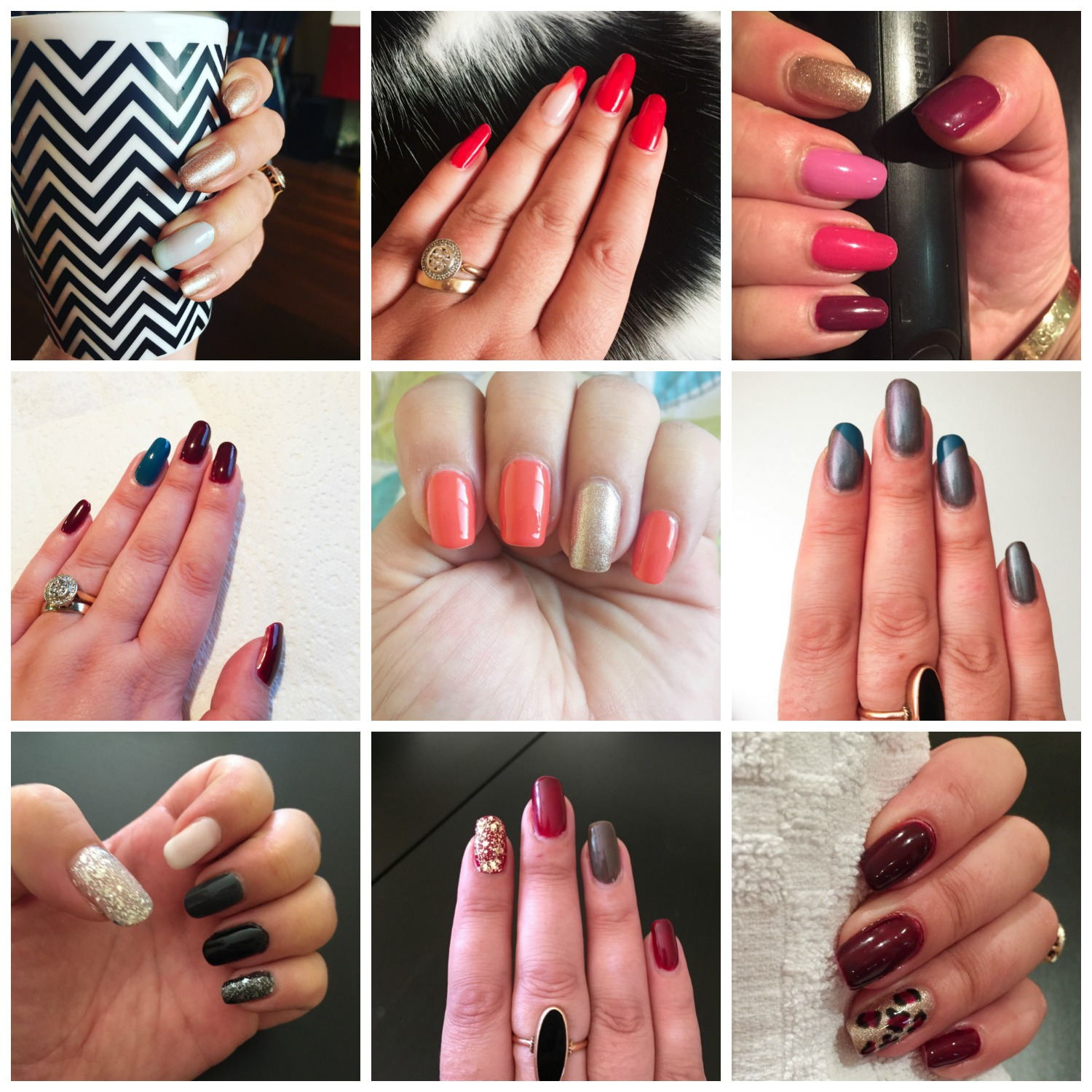DIY: At Home Gel/Shellac Manicures {Part Two - Everything I Wished I Knew Before I Started Plus Tonnes of Tips}