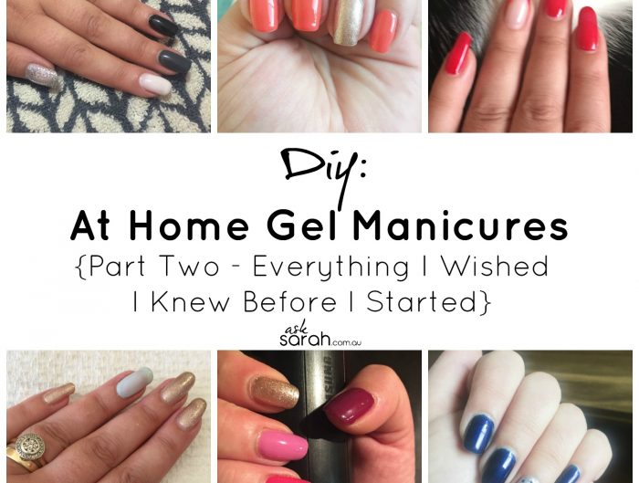 Diy At Home Gel Manicures Part One What You Need Why You Need It Where To Get It Ask Sarah